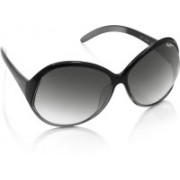 Pepe Jeans Over-sized Sunglasses(Black)