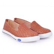 Trendy Look Beige Sneakers