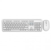 Клавиатура Dell KM636 Wireless Keyboard and Mouse White