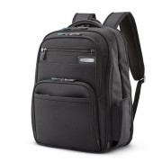 Samsonite Premier II Business Backpack with Laptop & Tablet Compartments - Black
