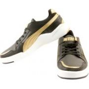Puma FTR Slipstream Lo Opulence Casuals For Men(Black, Gold)
