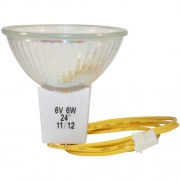 CAX6-LAMP 6V 6W Replacement Lamp For CAX6 Philips Daybrite Exit