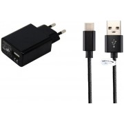 3A lader & 4,8A autolader. 3 m USB kabel en thuislader met plug stekker snoer geschikt voor: Xiaomi. o.a. Mi 4c, 4s, 5, 5c, 5s, 5s+ Plus, 5X, 6, 6+ Plus, 6X, 8, 8Se, A1, A2, Max 2, Mix, Mix 2, Mix 2s, Note 2, Note 3, Redmi Pro