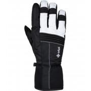 KILPI Unisex lyžařské rukavice GRANT-U JU0160KIWHT Bílá S