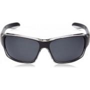 Daniel Klein Rectangular Sunglasses(Blue)