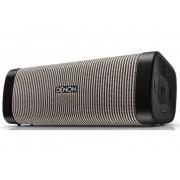 Denon Envaya DSB-250BT Bluetooth luidspreker AUX, Handsfree-functie, stofdicht, watervast Grijs