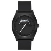 Nixon X Metallica Time Teller Watch All Black Metallica