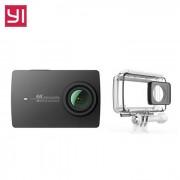 Xiaomi Yi II Wi-Fi 4K 2.19quot Touch Sports Camera 2 Yi Travel Kit Remote