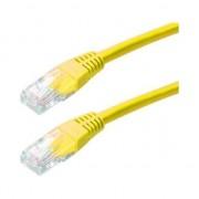 Cablu lynx cs cablu Patch, Cat6, UTP 0.5m galben (PK-UTP6-005-YEL)