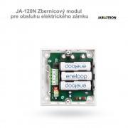 Jablotron JA-120N Zbernicový modul pre obsluhu elektrického zámku