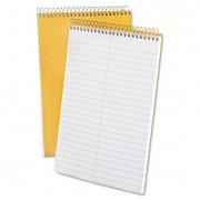 Spiral Steno Book, Gregg, 6 X 9, 15 Lb, White, 70 Sheets