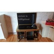 Masina de gatit RETRO - miniatura la scara
