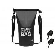 Vodotěsná taška 30L černá