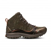 Zapato Impermeable Light Rock Mid All Verde Lippi