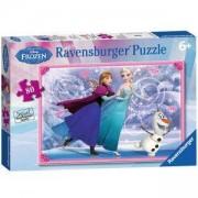 Пъзел от 80 части - Замръзналото кралство, Ravensburger, 7010579