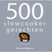 Spiru 500 Slowcooker Gerechten