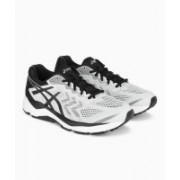 Asics GEL-FORTITUDE 8 Running Shoes For Men(Grey, Black)