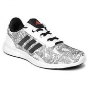Adidas bi2985 Men White Adi Pacer Elite 2 0 M Running Shoes