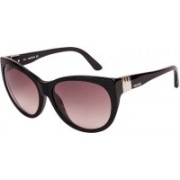 SWAROVSKI Cat-eye Sunglasses(Violet)