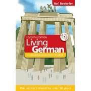 Living German: A Grammar-Based Course [With CD (Audio)], Paperback