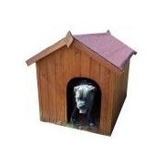 Foresta Niche pour grand chien 1.17m² avec toit double pente bitumé