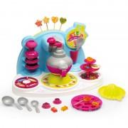 Jucarie Smoby Aparat pentru preparare dulciuri Chef Sweet Candies Factory cu accesorii