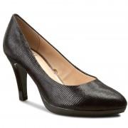 Обувки CAPRICE - 9-22414-28 Black Reptile 010