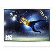 "FrontStage Pantalla de cine para proyector con motor HDTV 172x172cm 1:1 (PS-LUA-PSAB-96"")"
