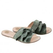 Apple of Eden Volant-Flats, 37 - Khaki