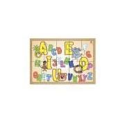 Quebra-Cabeça da Alfabetização Pequeno Carlu Brinquedos