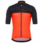 Santini Stile Jersey - S - Flashy Orange