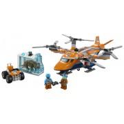 LEGO Transport aerian arctic