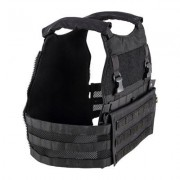 Velocity Systems Scarab Light Plate Carrier - Scarab Light Plate Carrier Black Lg