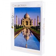 Taj Mahal India High Quality 1500 Piece Puzzle
