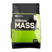 Optimum Nutrition Serious Mass Vanille, Poudre