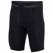 Woolpower - Boxer Xlong - Merino ondergoed maat L zwart