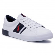 Сникърси POLO RALPH LAUREN - Gregot RF102513 White/Nvy/Red
