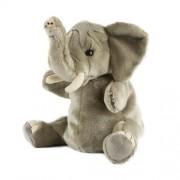 Słoń - pluszak na rękę