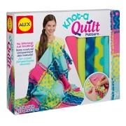 Alex Toys Craft Knot a Quilt Pattern Kit, Multi Color