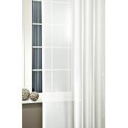 Egyszínű beszövéses félorganza kész függöny, terrakotta/17/Cikksz:01131029