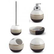 Set de accesorii pentru baie AWD MOCCA