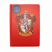 Half Moon Bay Harry Potter A5 Notebook Gryffindor