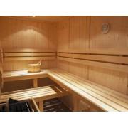 Oceanic Panche per sauna – Kit D1525