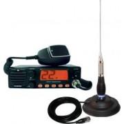 Kit statie radio auto CB TTi TCB-900 si Antena PNI ML100