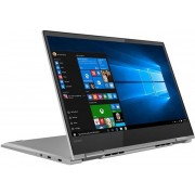 """Laptop 2in1 Lenovo YOGA 730 (Procesor Intel® Core™ i5-8250U (6M Cache, up to 3.40 GHz), Kaby Lake R, 13.3"""" FHD, Touch, 8GB, 256GB SSD, Intel® UHD Graphics 620, FPR, Win10 Home, Argintiu)"""