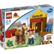 LEGO DUPLO Toy Story 3 Jessie Houdt de Wacht - 5657