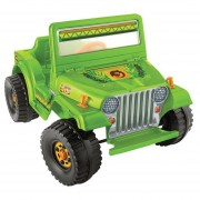 F-P POWER WHEELS JEEP WRANGLER 6V