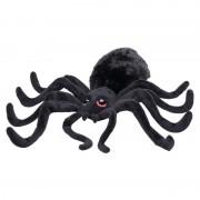 Geen Spin knuffeldier 40 cm zwart