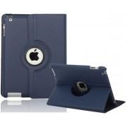 360 graden draaibare hoes voor de Ipad 2/3/4 - Donker Blauw