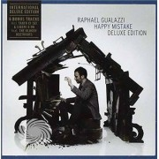 Video Delta Gualazzi,Raphael - Happy Mistake: Deluxe Edition - CD
